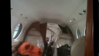C90GTI Ferry Flight