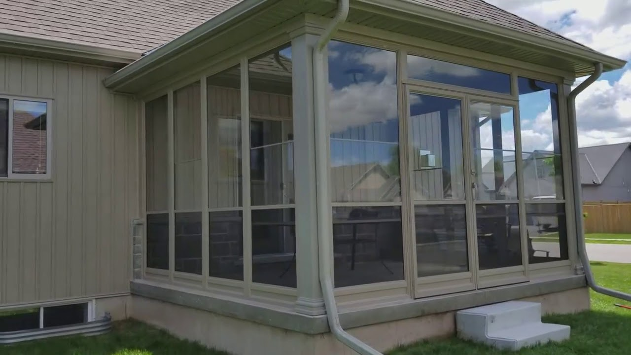 Porch enclosure by vinyl professionals windows and doors 3 for Scenix porch windows
