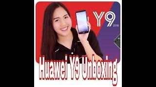 Huawei Y9 2018  Unboxing huawei mate 10 huawei mate 9-HD