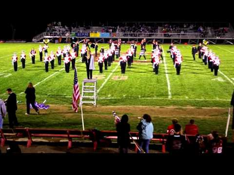 Columbiana High School Band Thanks for the Memories