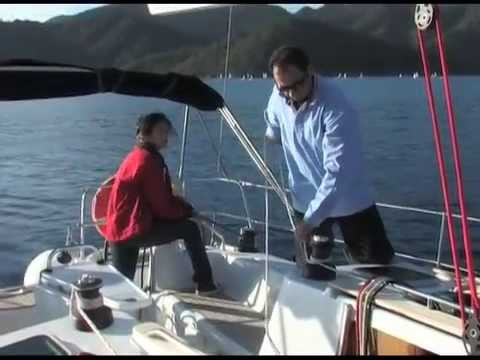 Sailvation: Charter Boat Hand-Over Briefing