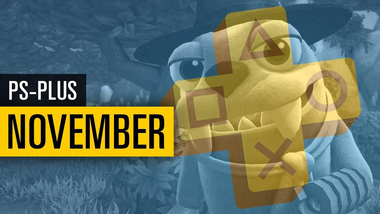 PlayStation Plus November 2020 | Die Gratisspiele im November
