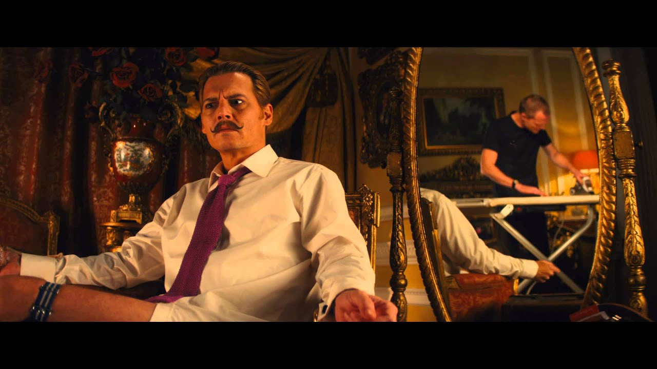 MORTDECAI - Trailer Final - Estreno 10 Abril