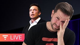 Tesla Staying Public and Why You Shouldn't Care - Let's Talk About It [live]