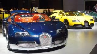 2011 Dubai Motor Show - Highlights