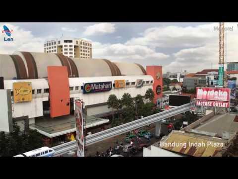 Monorail by PT Len Industri (Persero)