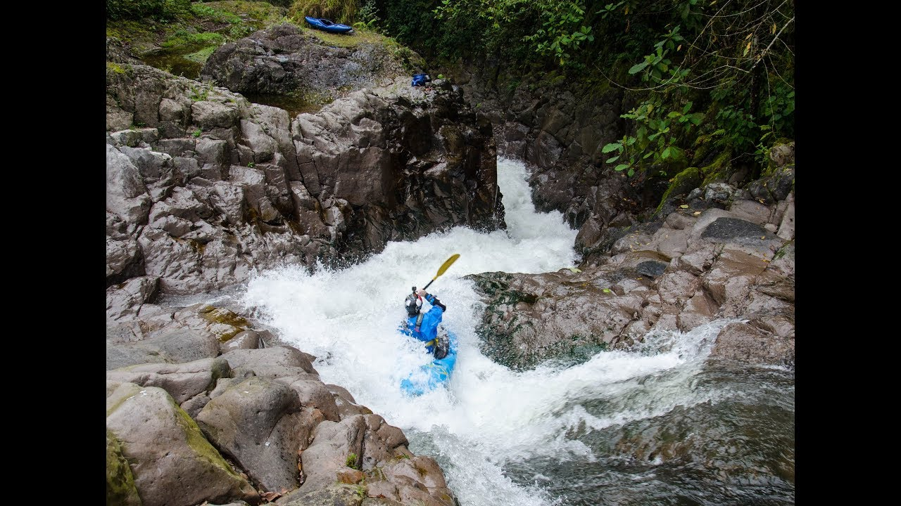 Creeking in the Mexican jungle