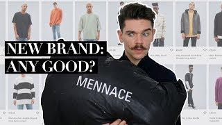 """I Look Like A Kanye West Wannabe!"" | Mennace Menswear Try On Haul"