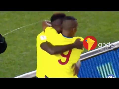Ecuador vs. Uruguay: vea todos los goles del partido en Eliminatorias