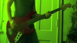 Type O Negative - Be My Druidess (Bass Cover)