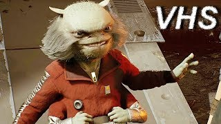 Star Wars Jedi: Fallen Order - Расширенный геймплей на русском - VHSник
