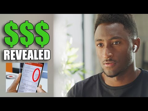 How much money MKBHD earns (LEAKED) - 2020 Net Worth