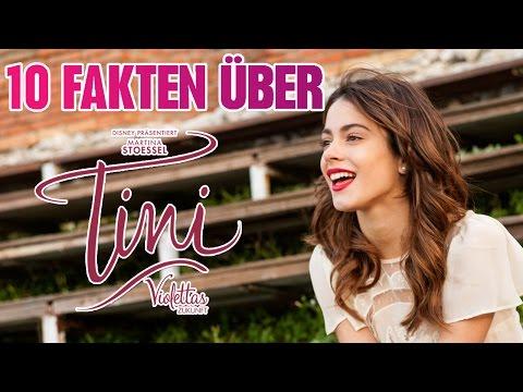 10 FACTS über Tini: Violettas Zukunft | Am 24. 03. im Disney Channel