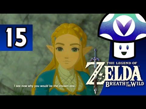 [Vinesauce] Vinny - Zelda: Breath of the Wild (part 15) + Art!