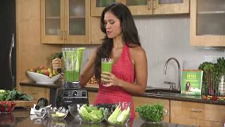 Glowing Green Smoothie - The Beauty Detox By Kimberly Snyder