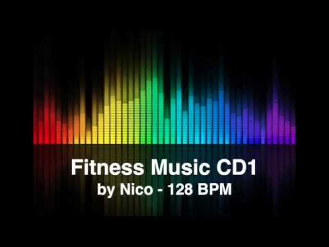 Fitness Music - cd1 - 128 BPM
