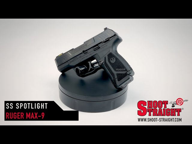 Ruger MAX-9 - Shoot Straight Spotlight
