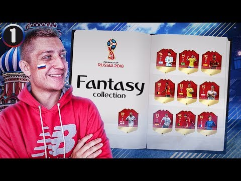 🔥 FANTASY COLLECTION | WORLD CUP 2018!! 🔥