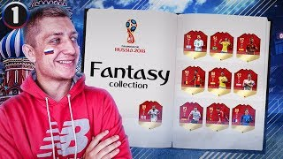 FANTASY COLLECTION | WORLD CUP 2018!!