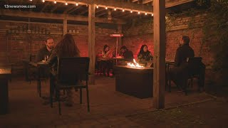 City of Norfolk, restaurant owners work to make outdoor dining long-term option
