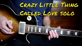 Queen Crazy Little Thing Called Love solo cover.mp3