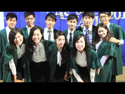 HKU Starr Hall As One Camp 2012  YouTube