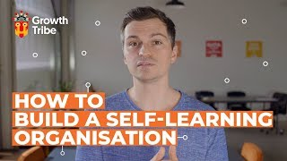 How to Build a Self-Learning Organisation