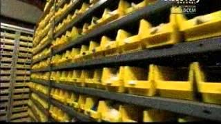 Как делают город из Лего