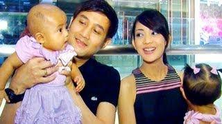 Ririn dan Aldi temani sang buah hati berakhir pekan - Intens 2 Juni  2013