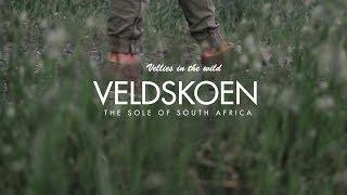 "Vellies In The Wild | Featuring the ""Farmer"" Grey Sole  Veldskoen Original Desert Chukka Shoe"