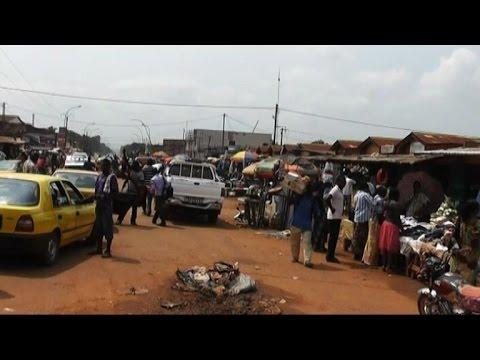 Economy picks up in Bangui as conflict quietens