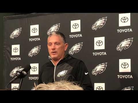 Eagles' Jim Schwartz on 4th quarter collapse