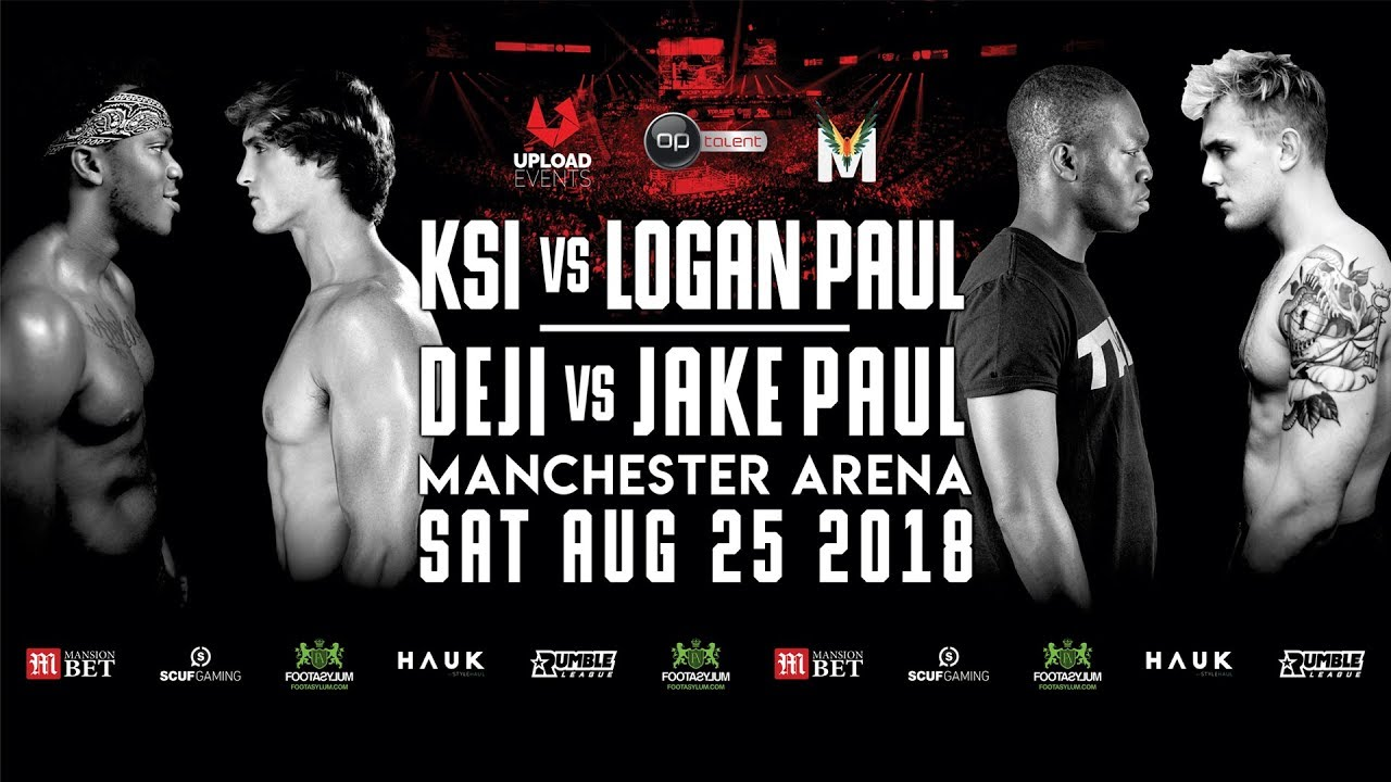 logan paul vs ksi free stream live