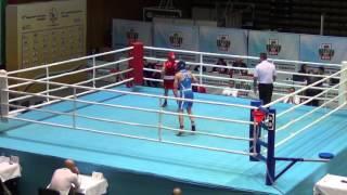 54 kg - Angelika Grońska vs Marzia Davide