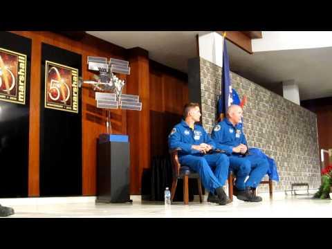 Astronaut Alan Poindexter Comments on Shuttle Retirement