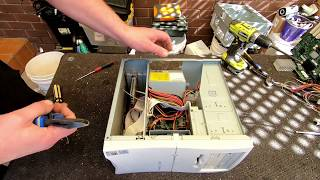 Scrapping PC