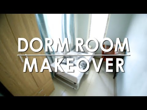 Dorm Room Makeover - Mandaue Foam Home TV