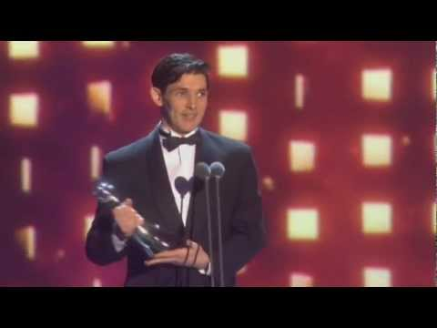 NTA 2013  Colin's Acceptance Speech For 'Drama Performance: Male'