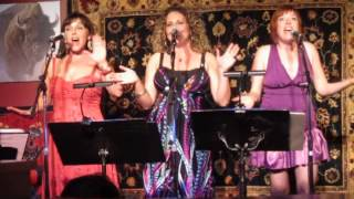 The Dharma Dolls - All That Jazz (Tanya Lipscomb, Melina Moore, Judy Rose)