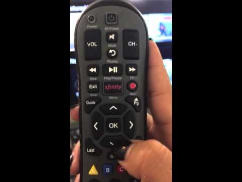 How to navigate through ON DEMAND using Xfinity Remote