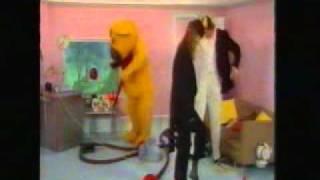 Bamses første tv-optræden i 1982 (BAMSE BEGINS)