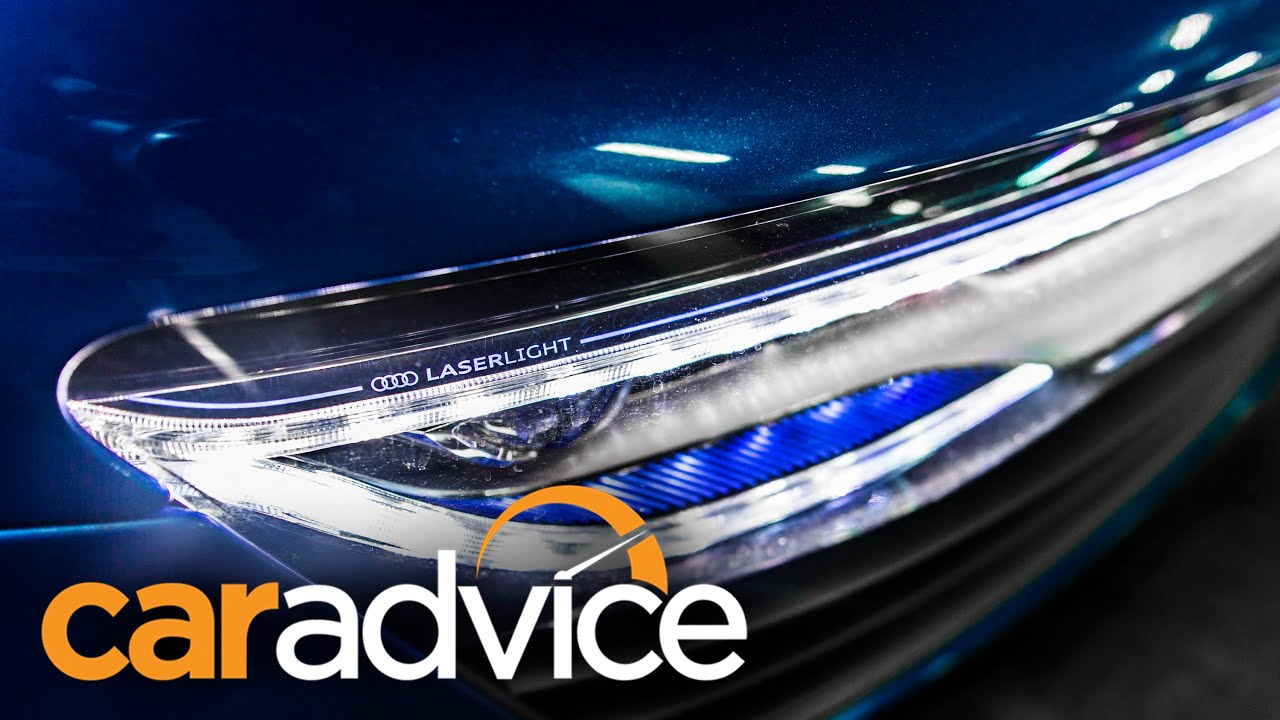 Headlight Comparison Laser V Led V Hid Xenon V Halogen Youtube