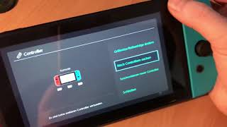 RCM Modus über die Joycon Auswurftaste :)