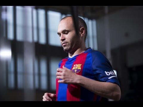 FC Barcelona new kit 2016/2017 - Making Of