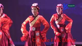 Chinese Folk Dance, 20180128