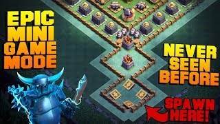 BH7 Mini Game Base | NEW Game Mode After Clan Games Update | Clash of Clans