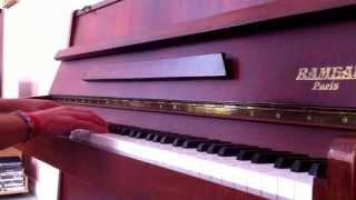 Piano solo, Marcel Rutten,