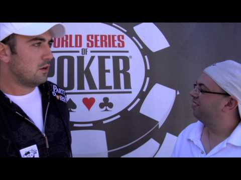 The Poker Farm Episode 8- Joel Ettedgi Final Table WSOP