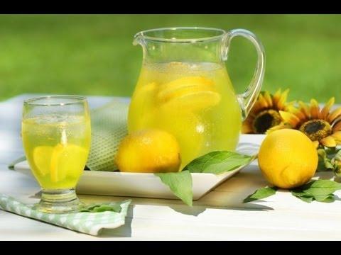 Имбирный лимонад. Вкусный и полезный напиток