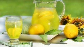 видео Имбирный напиток с лимоном